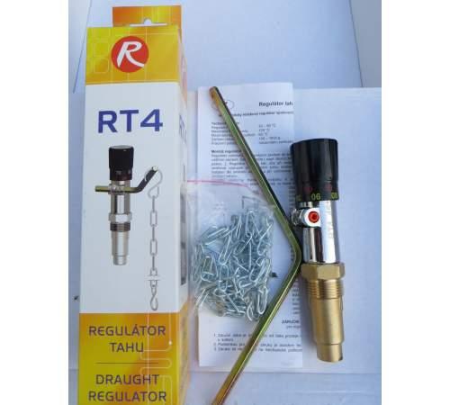 Регулятор тяги для котла Regulus RT4