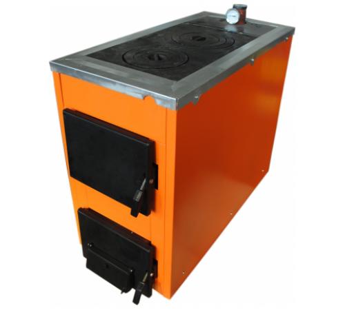 Твердопаливний котел-піч ТермоБар АКТВ-20