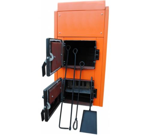 Твердопаливний котел ТермоБар КСТ-30