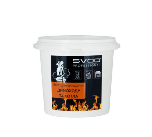 СВОД Professional для очищення димоходу і котла, 1 кг