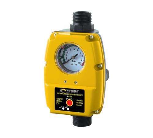 Захист сухого ходу Optima PC59 (c регульованим діапазоном тиску)