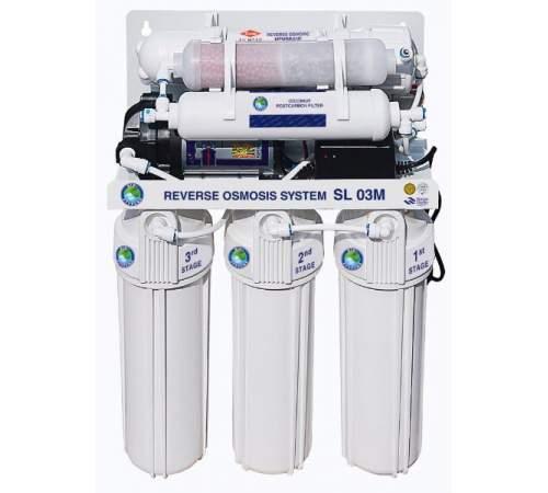Система обратного осмоса BIO+systems RO-50-SL03M-NEW +минерализатор