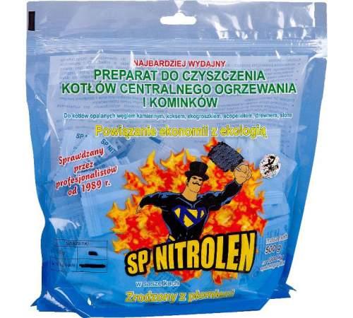 Засіб для чищення димоходу SP-NITROLEN 500г